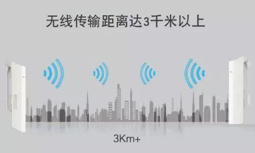 如何把WiFi信号放大到500米外的范围?